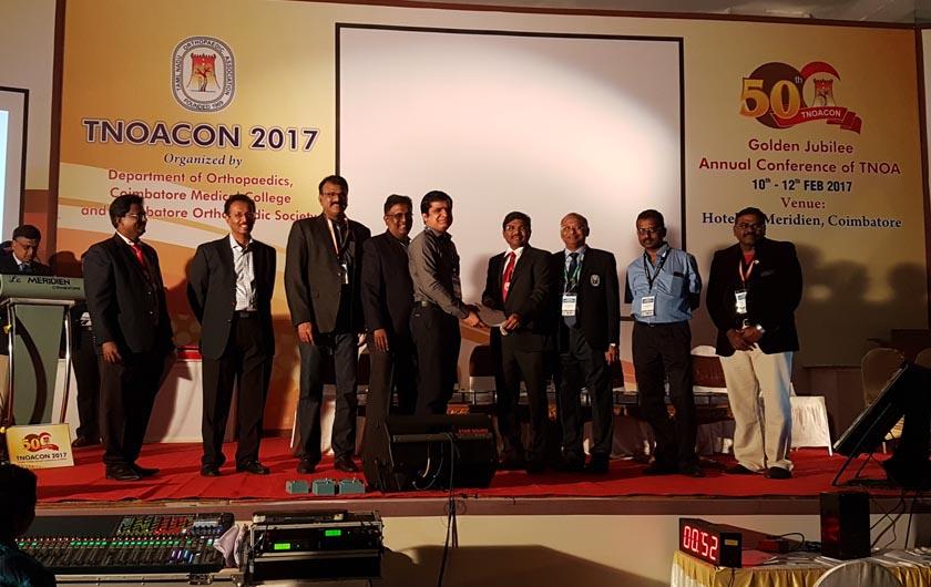 About Dr Vishnu Prasath | Spine Surgery Salem | Dr CS Vishnu